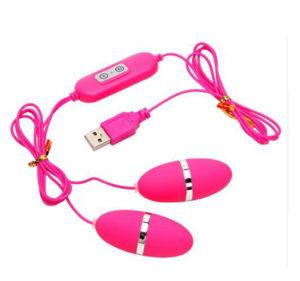 USB egg vibrator