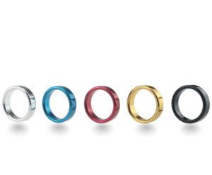 Sex Toys For Man Aluminium Alloy Cock Ring Wholesale