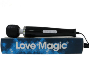 110V-250V Love Magic Wand Massager Sex Toy Vibrator