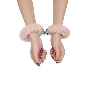 Sex Toy Furry Handcuffs Fetish Pleasure