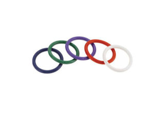 Rainbow Silicone Cock Ring For Men