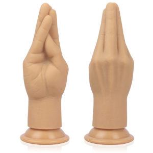 realistic finger