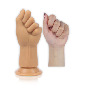 Rubber Fist Sex Toy For Butt Fisting Masturbation
