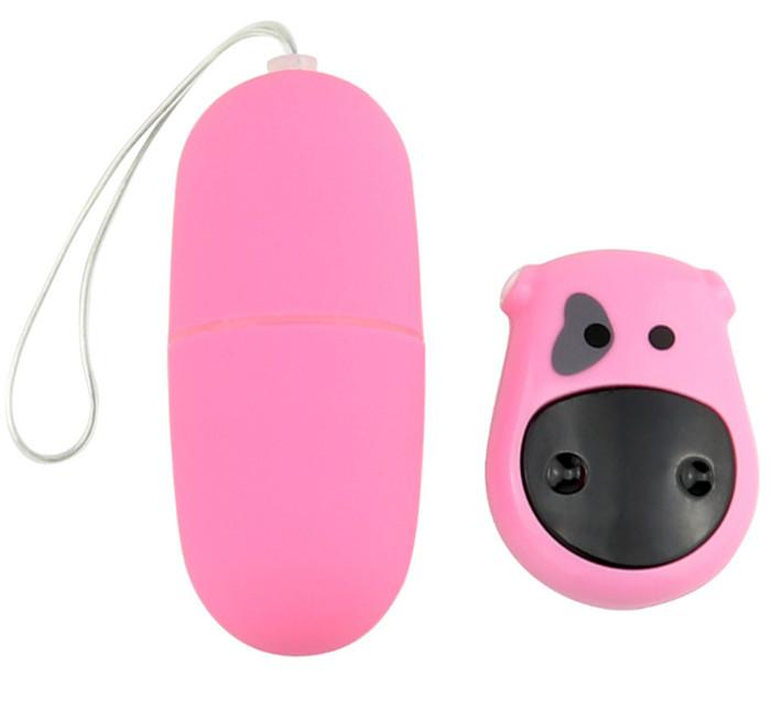 Wholesale Wireless Egg Vibrator Sex Toy For Girl