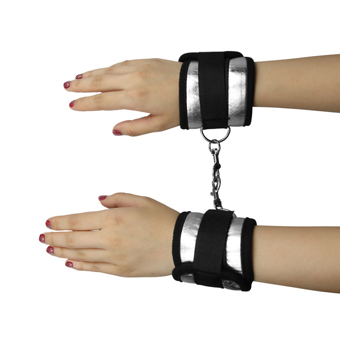 Cloth Handcuff Sex Toys