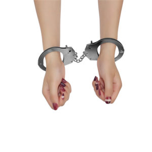 Metal Sex Cuffs For Hands Sex Toy