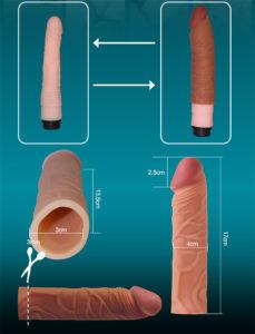 penis extension sleeve