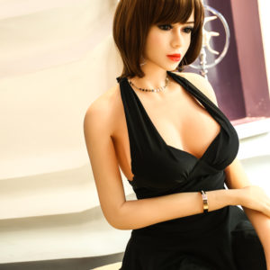 Factory Price Asian Girl Silicone Vagina Sex Doll with Hot Figure